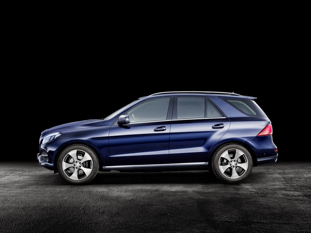 2016 mercedes benz gle suv new autocars news. Black Bedroom Furniture Sets. Home Design Ideas
