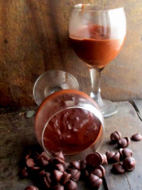 Elizabeth David's Chocolate Mousse Recipe — Dishmaps