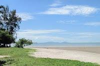 7 tempat wisata pantai yang terkenal di bangka belitung,Pantai Pasir Padi
