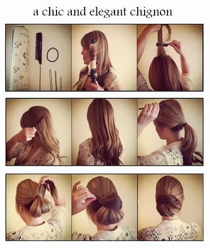 Frizure Uradi Sam 2 U Slikama Diy Hairstyles Zdrava Kosa Nega Kose