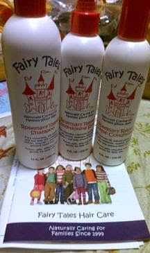 fairy tales rosemary repel star trio