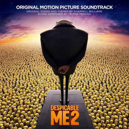 CD - Despicable Me 2 – Soundtrack – 2013