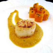 Roasted Butternut Squash Sage Puree
