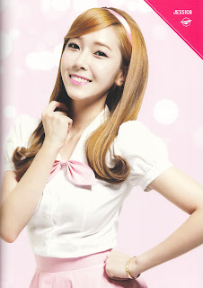 SNSD Jessica 2013 Girls' Generation World Tour Girls & Peace