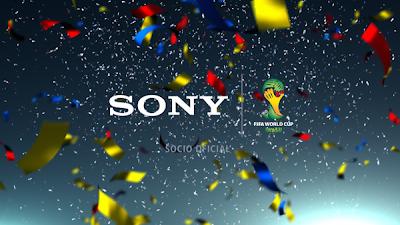 Sony Transmisión en Vivo del Mundial 2014