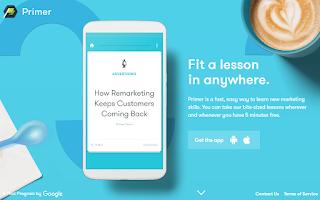 Belajar Digital Marketing bareng Google Primer