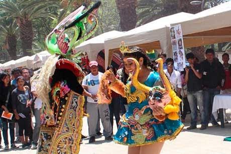 Universitarios de la UMSS buscan revalorizar danzas folclóricas