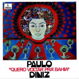PAULO DINIZ - QUERO VOLTAR PRA\' BAHIA (1970)