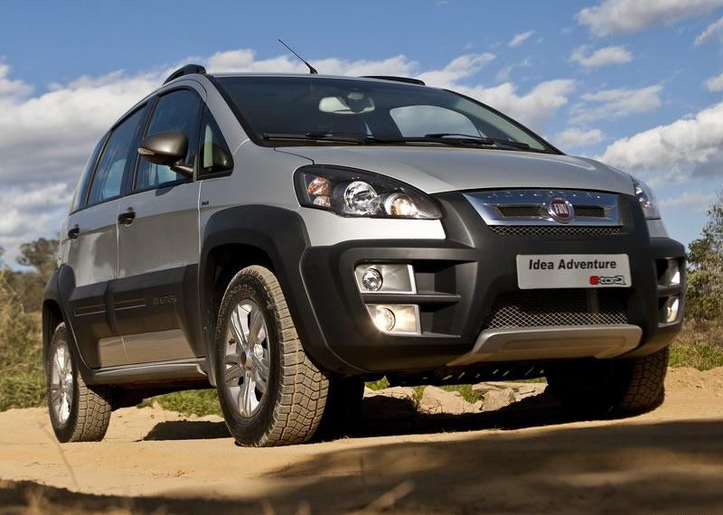 2011 Fiat Idea Review Car News And Show
