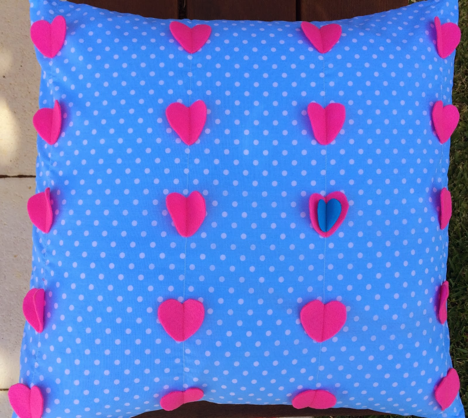 Squeezy Love Pillow