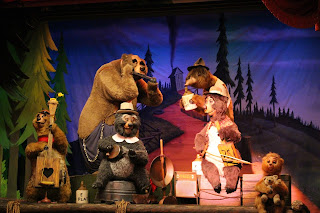 Country Bear Jamboree (3) - FrontierLand - Magic Kingdom - Walt Disney World - Orlando, Florida