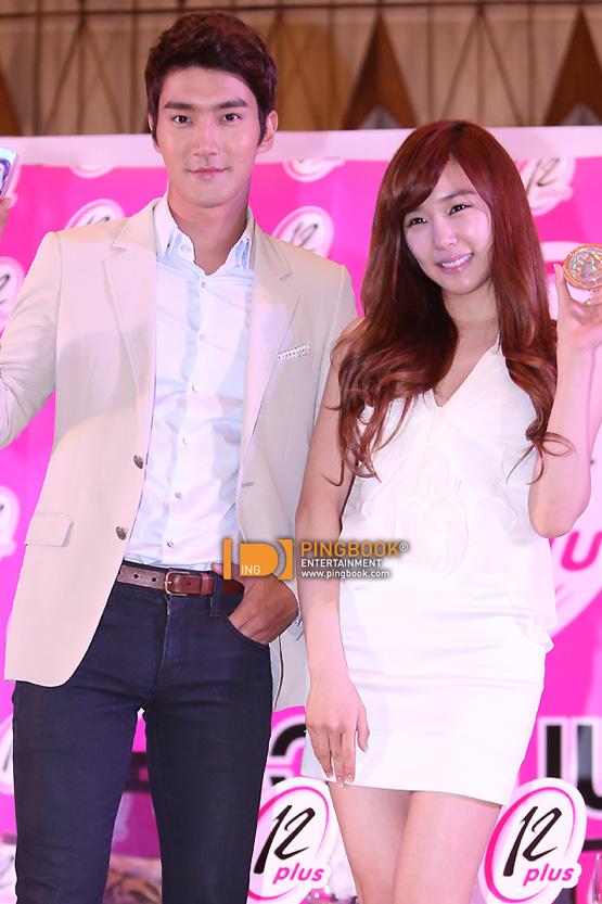 KPOP: Siwon & Tiffany talked about fashion tips,12 Plus ...