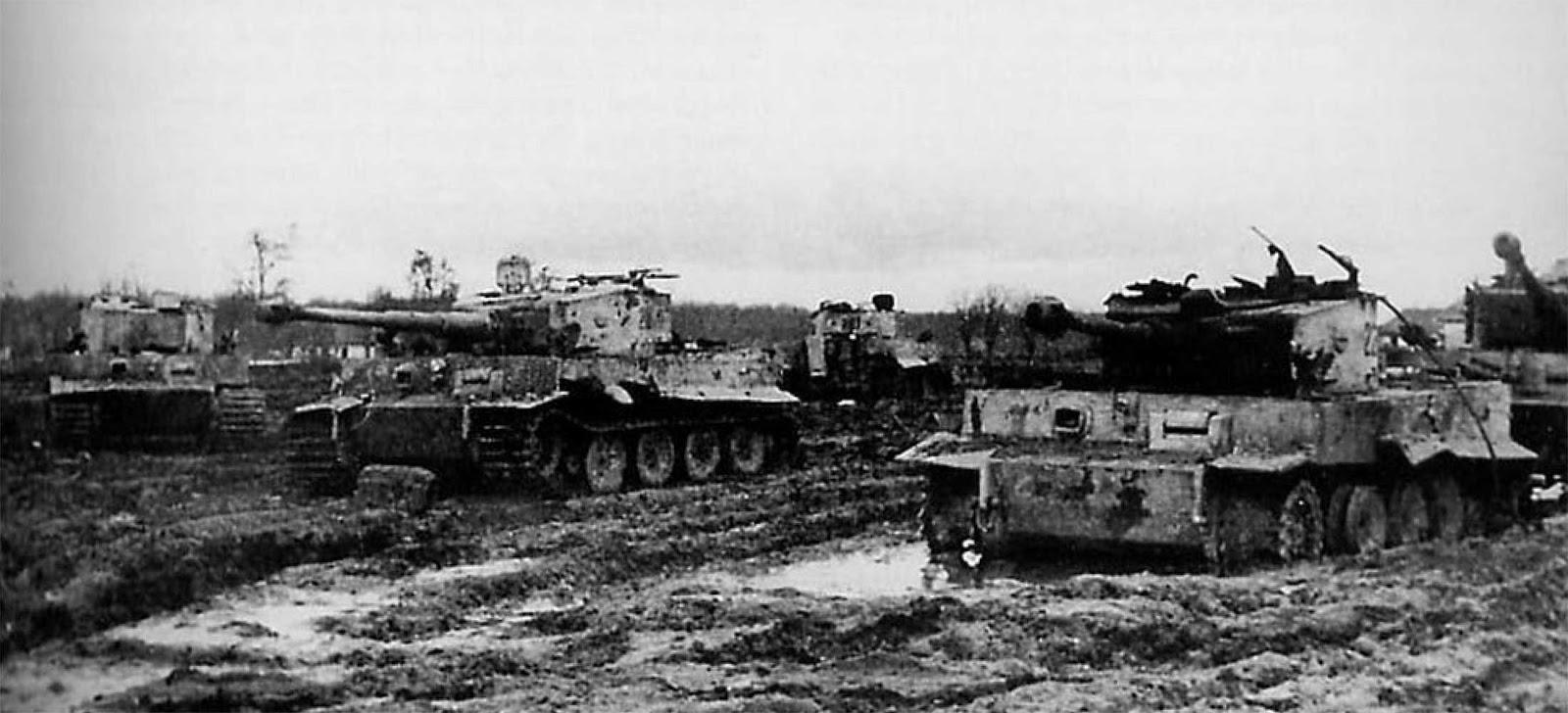 Prime Motor Group >> King Tiger Tank In Action
