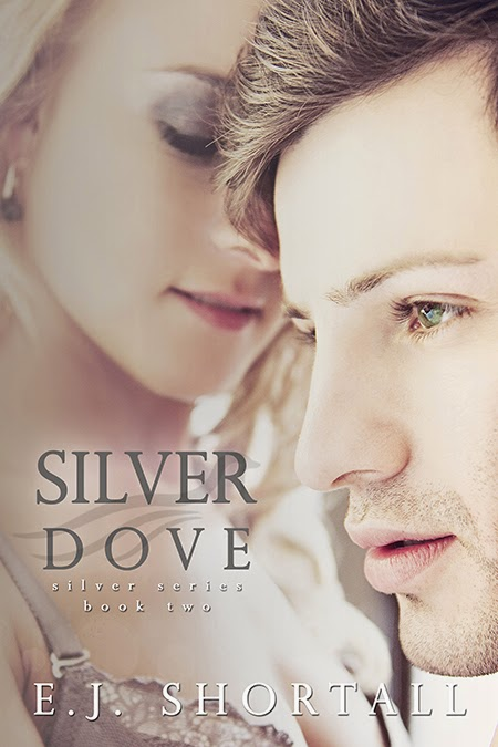 Cover Reveal: Silver Dove by EJ Shortall