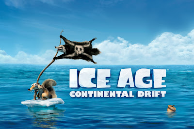 Ice Age: Continental Drift Logo - We Know Gamers
