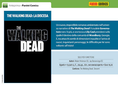 The Walking Dead - La discesa