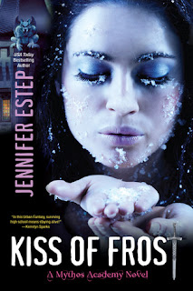 Kiss Review: Kiss of Frost by Jennifer Estep