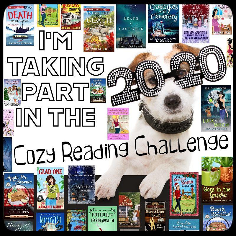 2020 Cozy Mystery Challenge