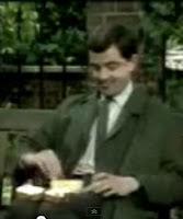 Giờ Ăn Trưa Của Mr Bean