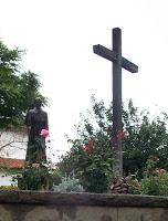 Statue of Father Junipera Serra