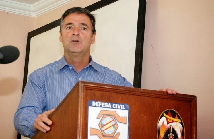 Fernando Avelino, pres. do Detran, apresenta o projeto de legalização e capacitação dos condutores de motos, promovido pela Escola Pública de Trânsito