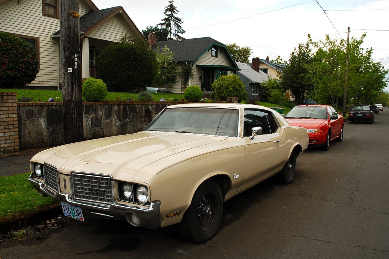 Cutlass Car