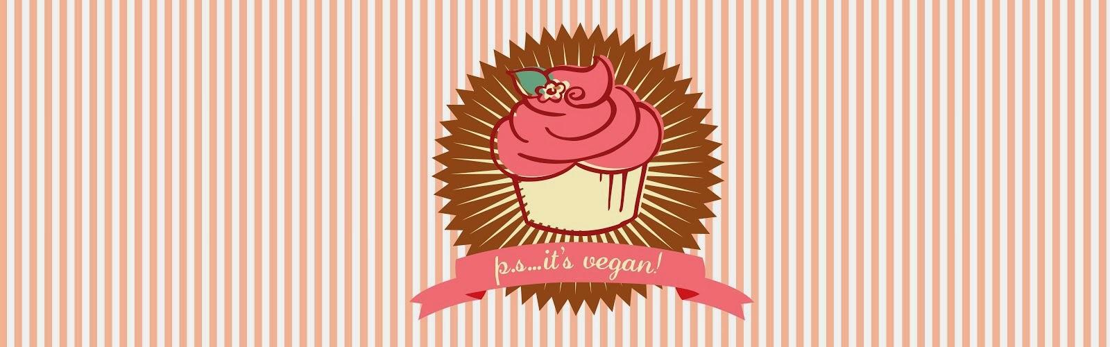 P.s...it's vegan!