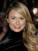 Stacy Keibler The Ides of March premiere in Canada