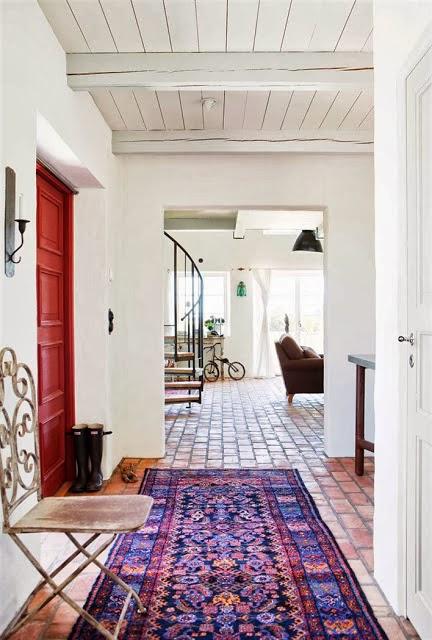 Y un poco de dise o las alfombras orientales llegan a - Alfombras baratas leroy merlin ...