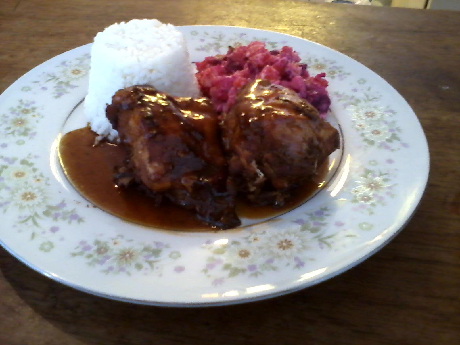 recipe: ensalada rusa con pollo al horno [16]