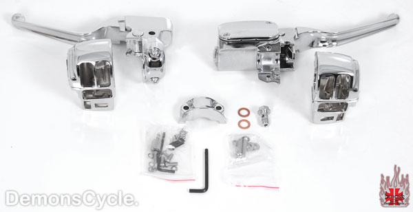 Harley-Davidson Hand Controls