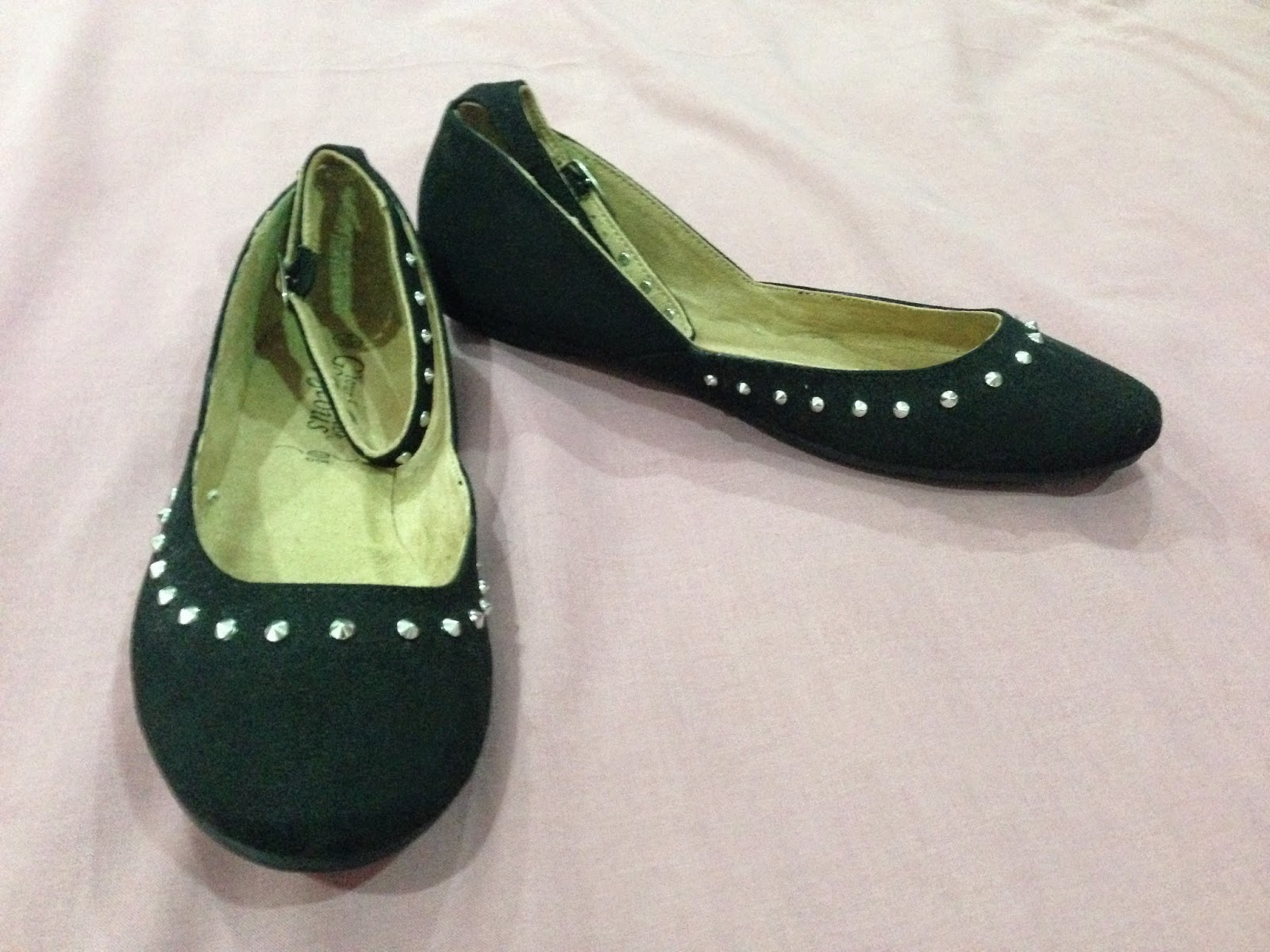 New Look Jankle Flat Shoes
