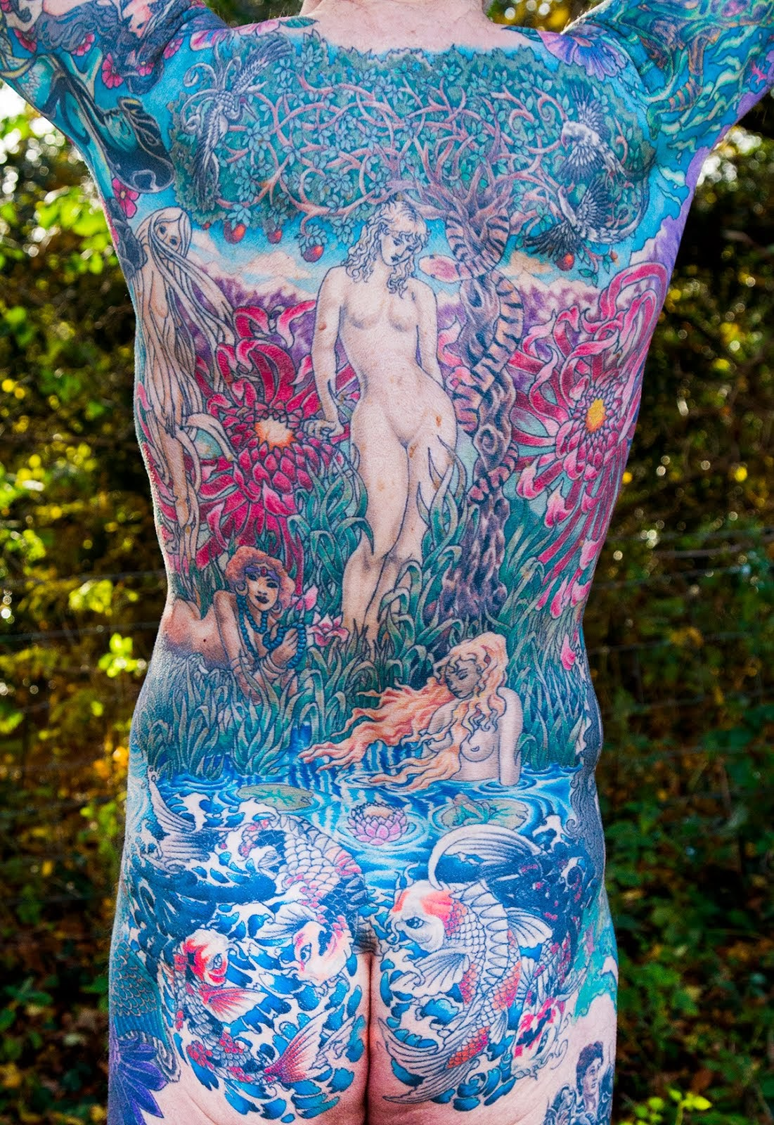 My back piece