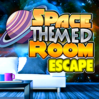 EnaGames Space Themed Room Escape