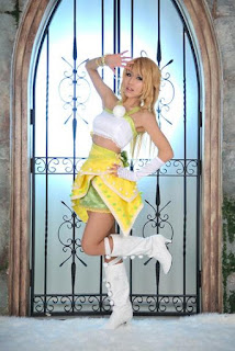 The Idolmaster Hoshii Miki Cosplay by Tasha