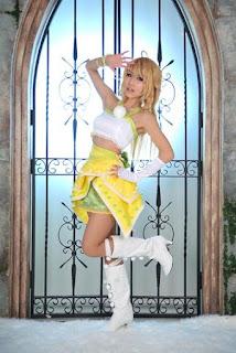 The Idolmaster Hoshii Miki Cosplay by Tasha