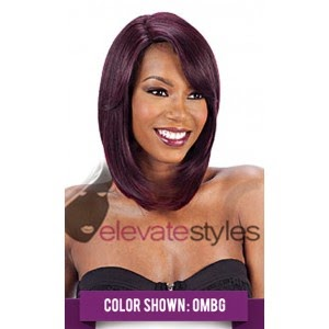 Model Model Synthetic Deep Invisible L Part Wig Jera