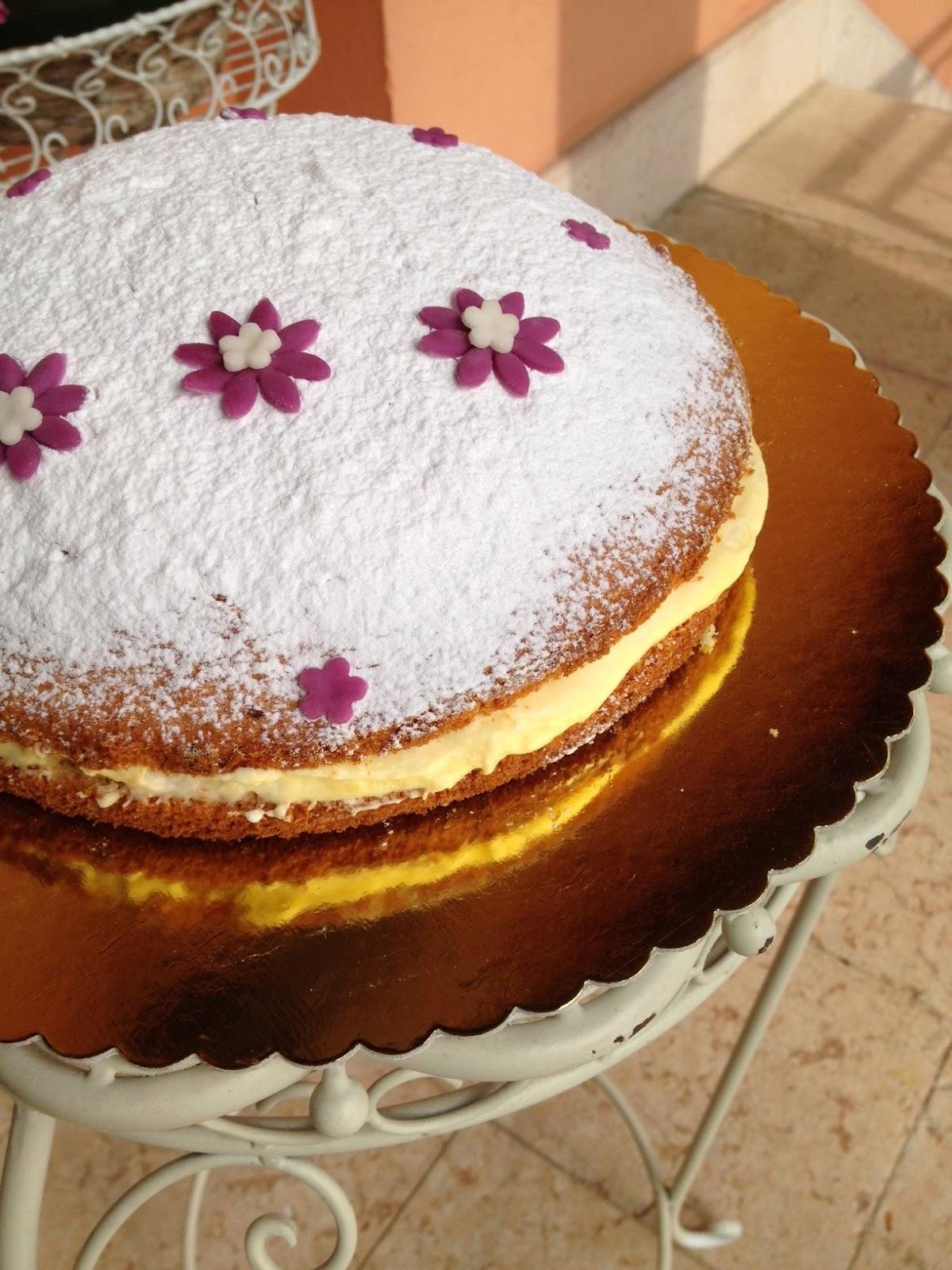 I Dolci Di Flori Torta Chantilly