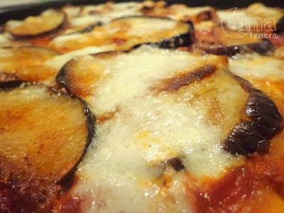 pizza alla parmigiana - la regina delle pizza