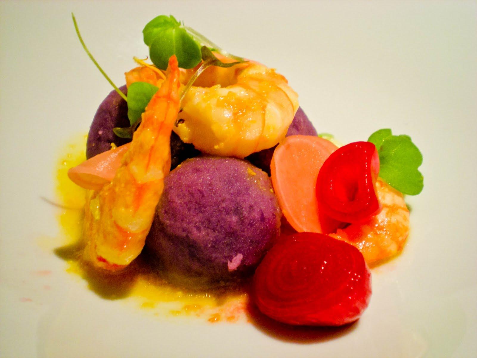 Random Cuisine: Nuevo Latino Cuisine chez Raza
