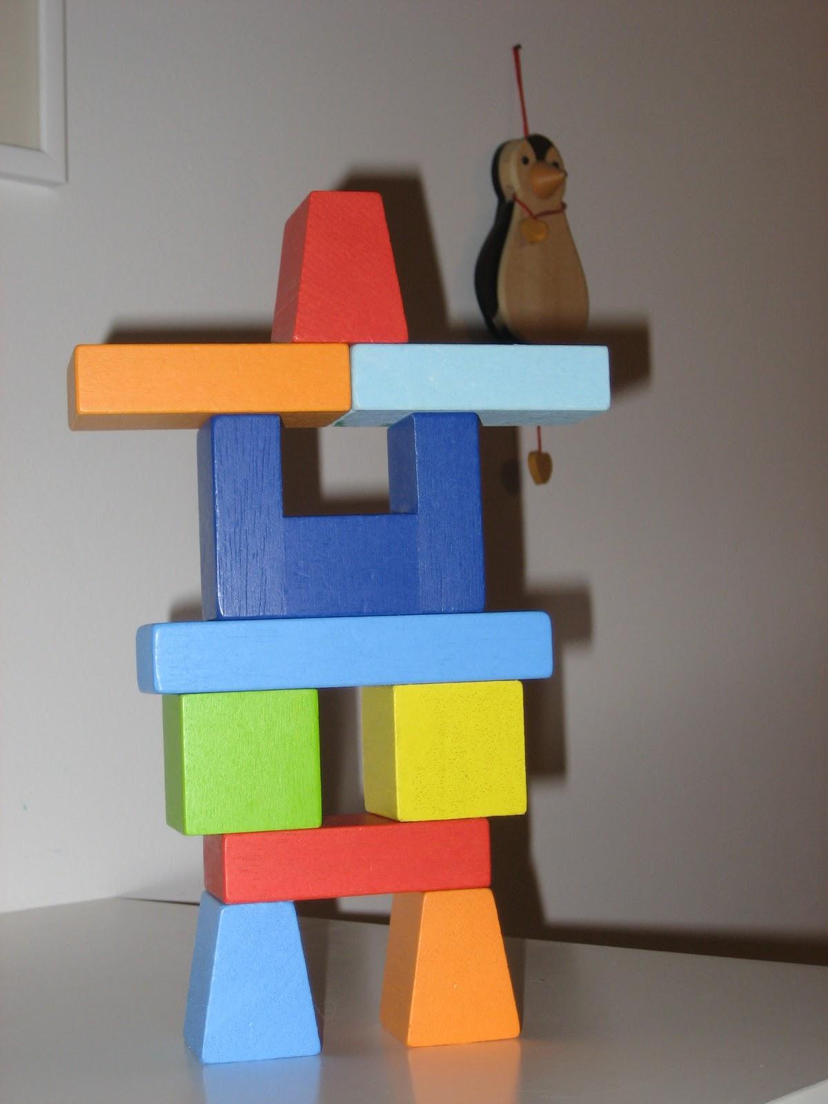 Littleelo sottsass giocava con le costruzioni di legno for Libreria carlton