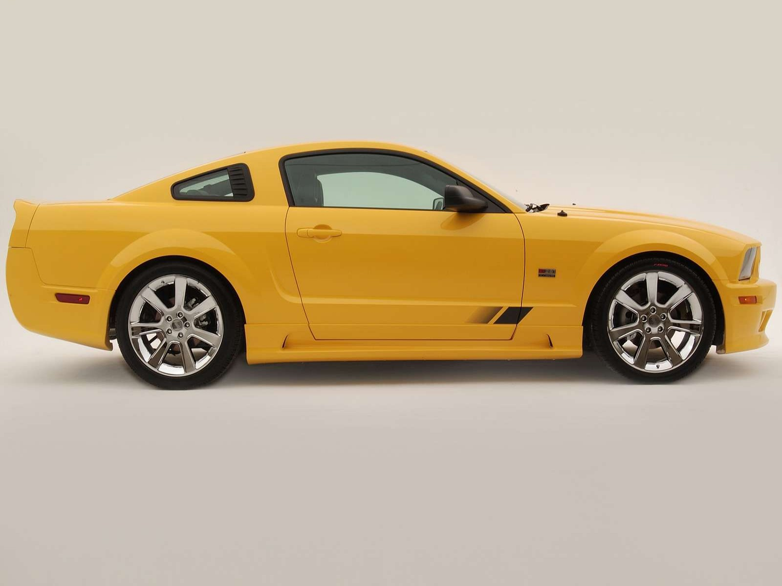 Car Pictures Saleen Ford Mustang S281 3 Valve 2005