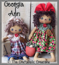 "Georgia Ann ~ 15"" doll"