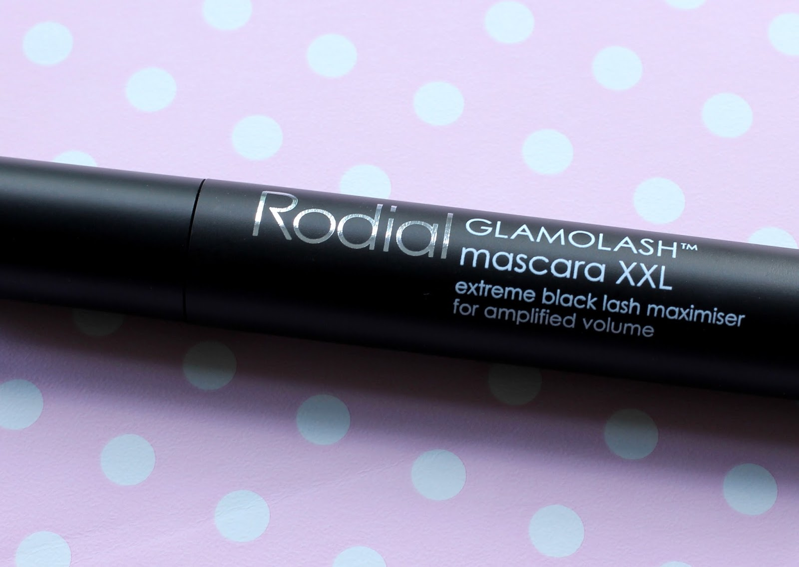 Rodial Glamolash Mascara XXL review