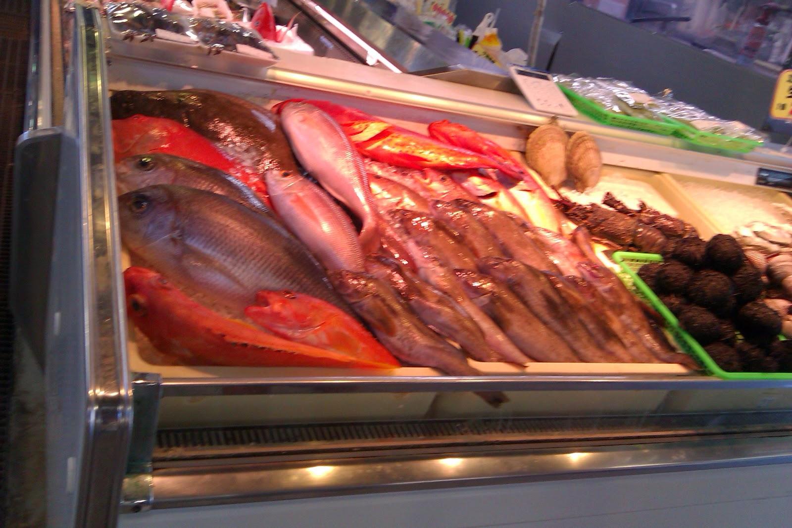 Tomari-Yuimachi, Fish Market at Okinawa Japan
