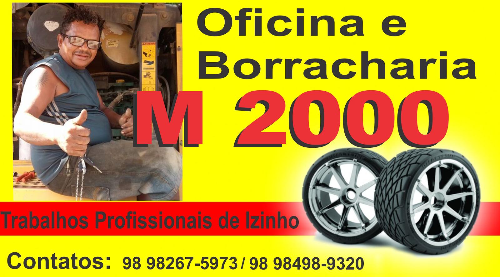 OFICINA E BORRACHARIA DO IZINHO