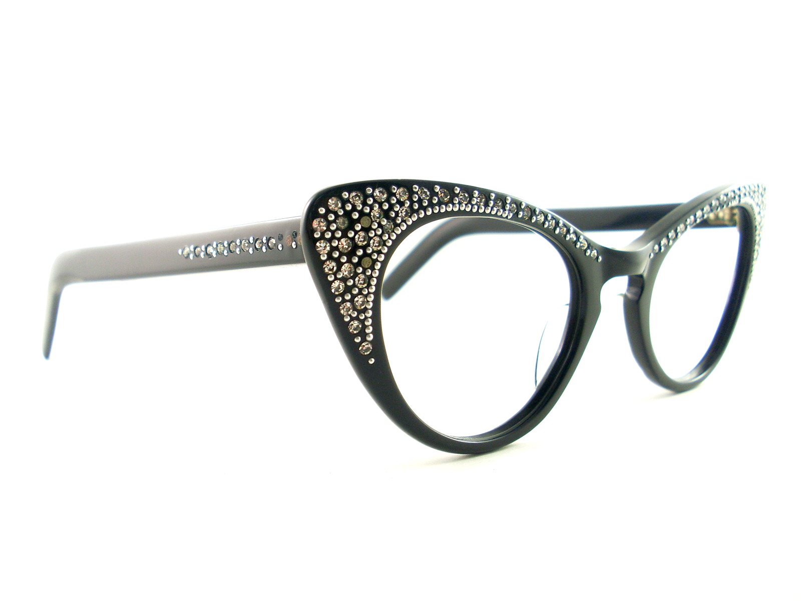 Vintage Eyeglasses Frames Eyewear Sunglasses 50s January 2016