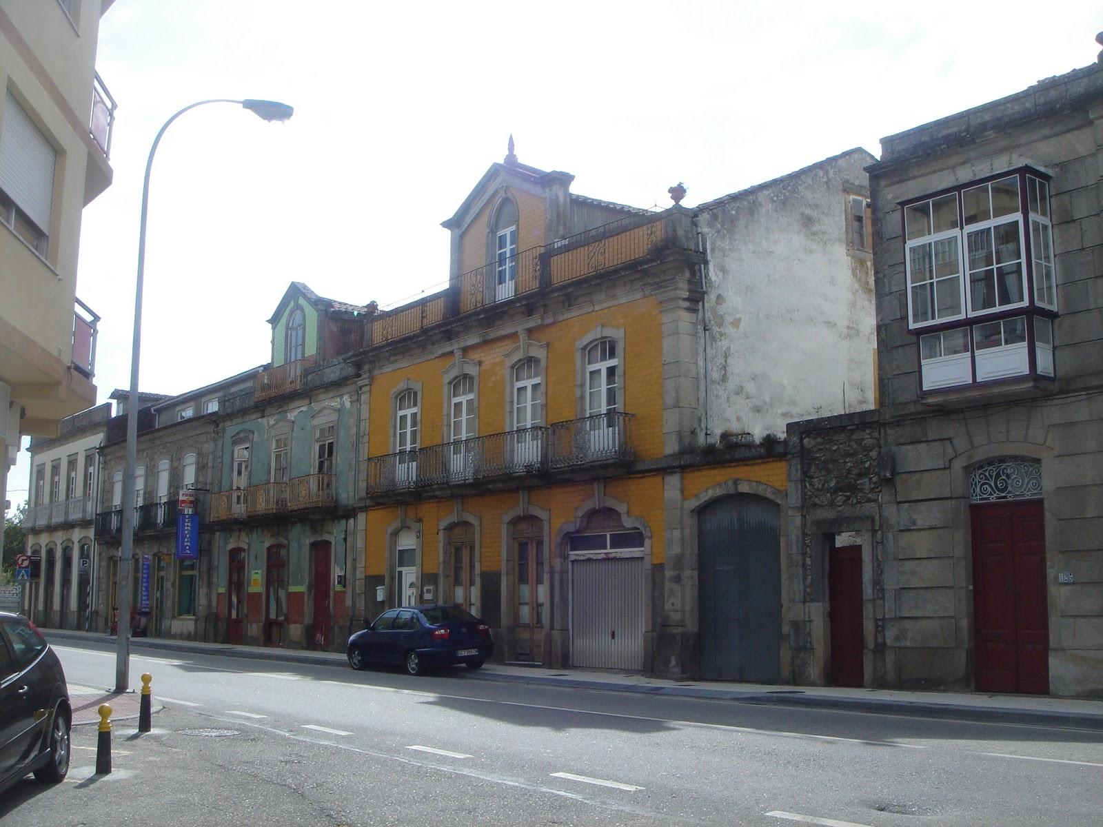 Historia y genealog a la guarda pontevedra las casas - Segunda mano casas pontevedra ...