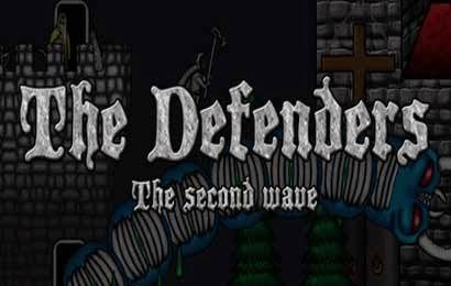 غلاف لعبة المدافعون الموجة الثانية The Defenders The Second Wave