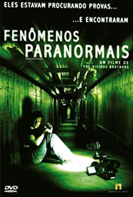 Fenômenos Paranormais (Grave Encounters) Dual Audio 2012